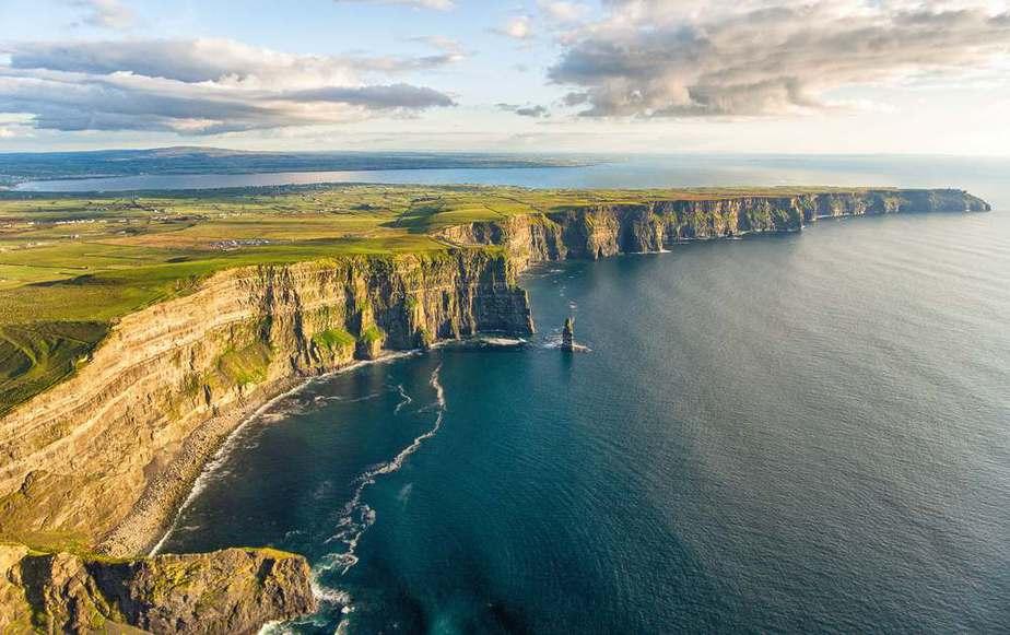 Cliffs of Moher Irland Sehenswürdigkeiten: Die 18 besten Attraktionen