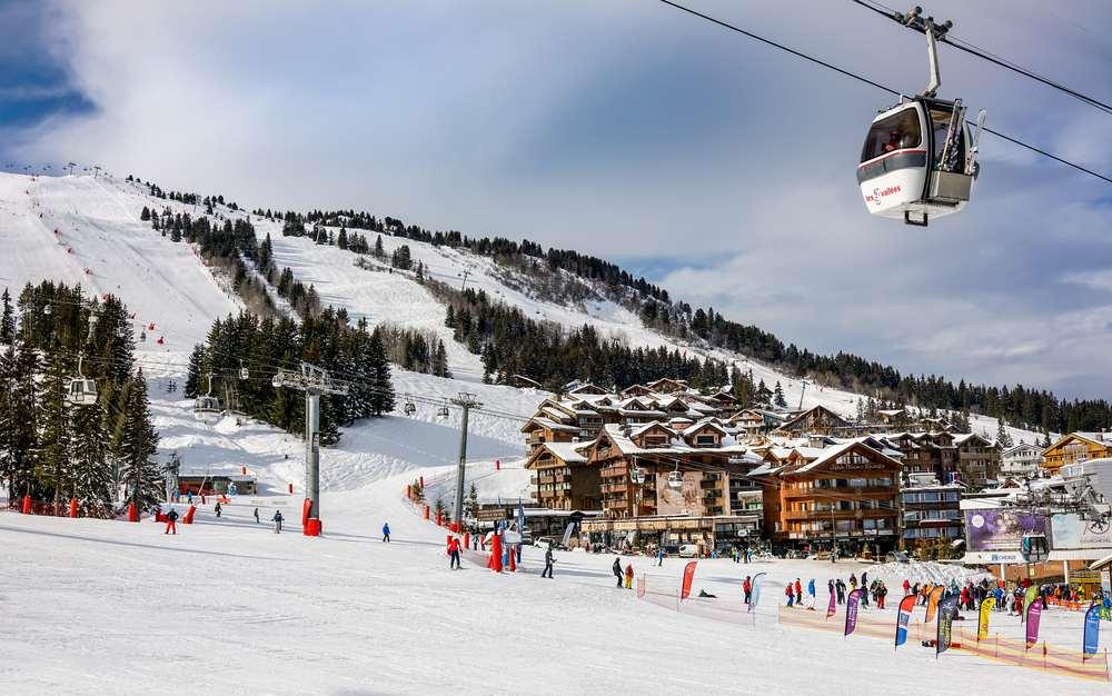 Courchevel, Frankreich Silvester in den Bergen: Die besten Skigebiete Europas