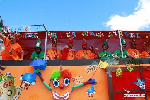 Der Windhoeker Karneval Beste Reisezeit Namibia: Wetter & Klima