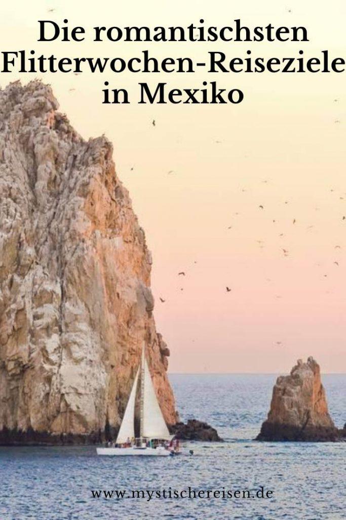 Die romantischsten Flitterwochen-Reiseziele in Mexiko