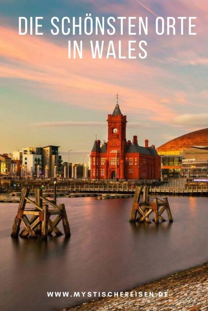 Die schönsten Orte in Wales
