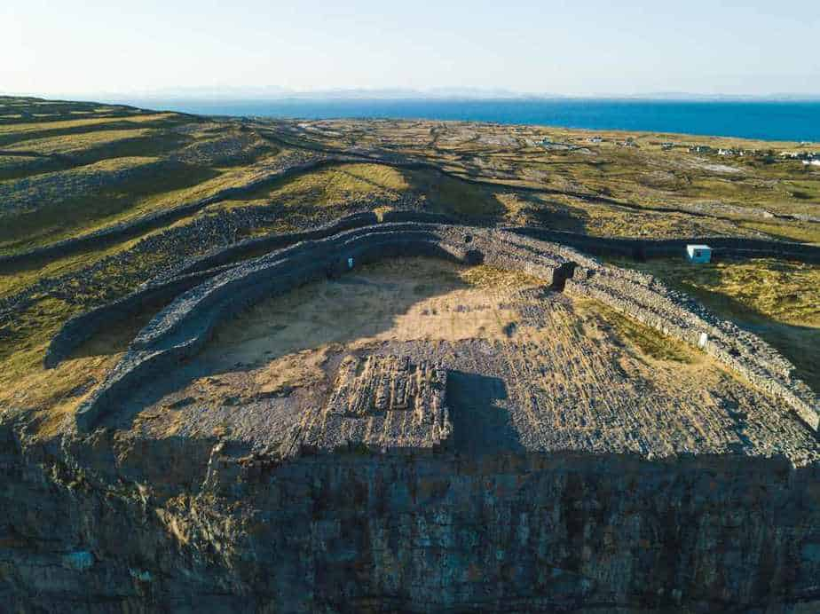 Dun Aonghasa Irland Sehenswürdigkeiten: Die 18 besten Attraktionen