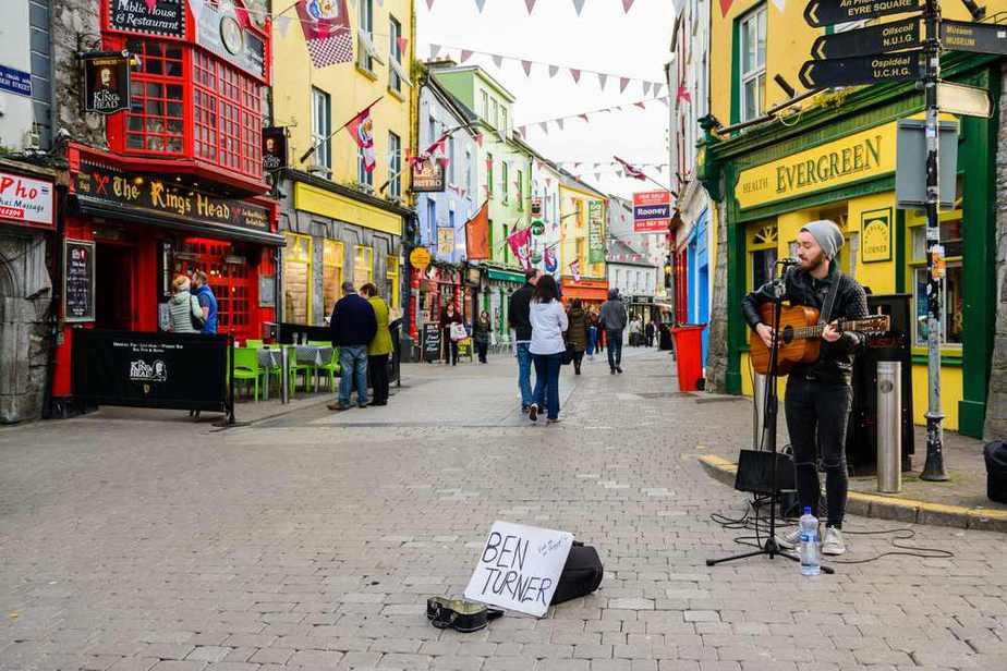 Galway City Irland Sehenswürdigkeiten: Die 18 besten Attraktionen