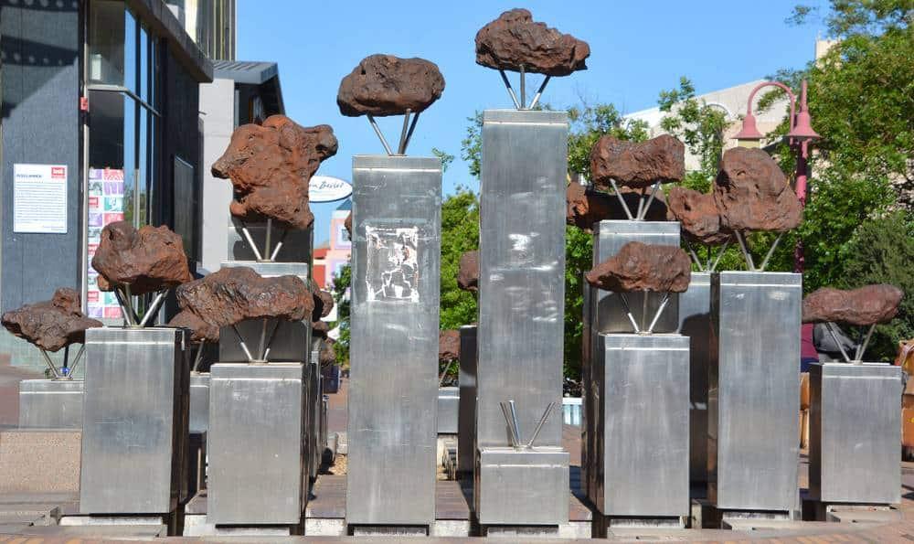 Gibeon-Meteoriten Windhoek Sehenswürdigkeiten: Die 20 besten Attraktionen