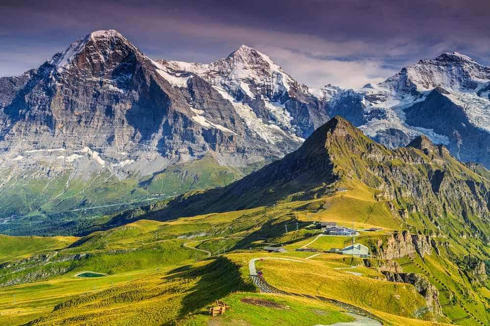 Grindelwald, Schweiz Silvester in den Bergen: Die besten Skigebiete Europas