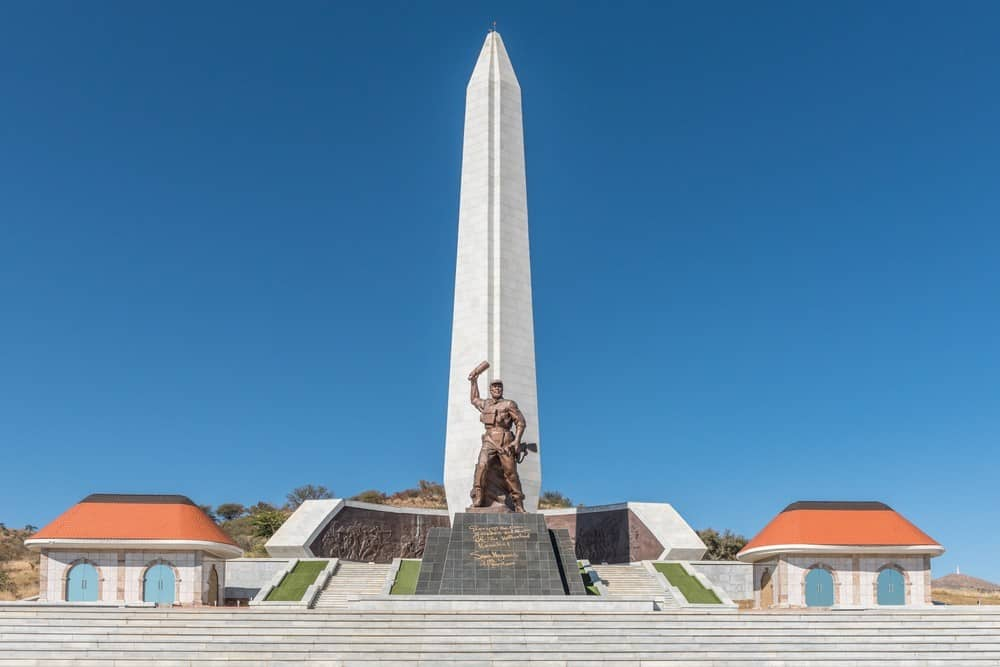 Heldenacker Kriegsdenkmal Windhoek Sehenswürdigkeiten: Die 20 besten Attraktionen