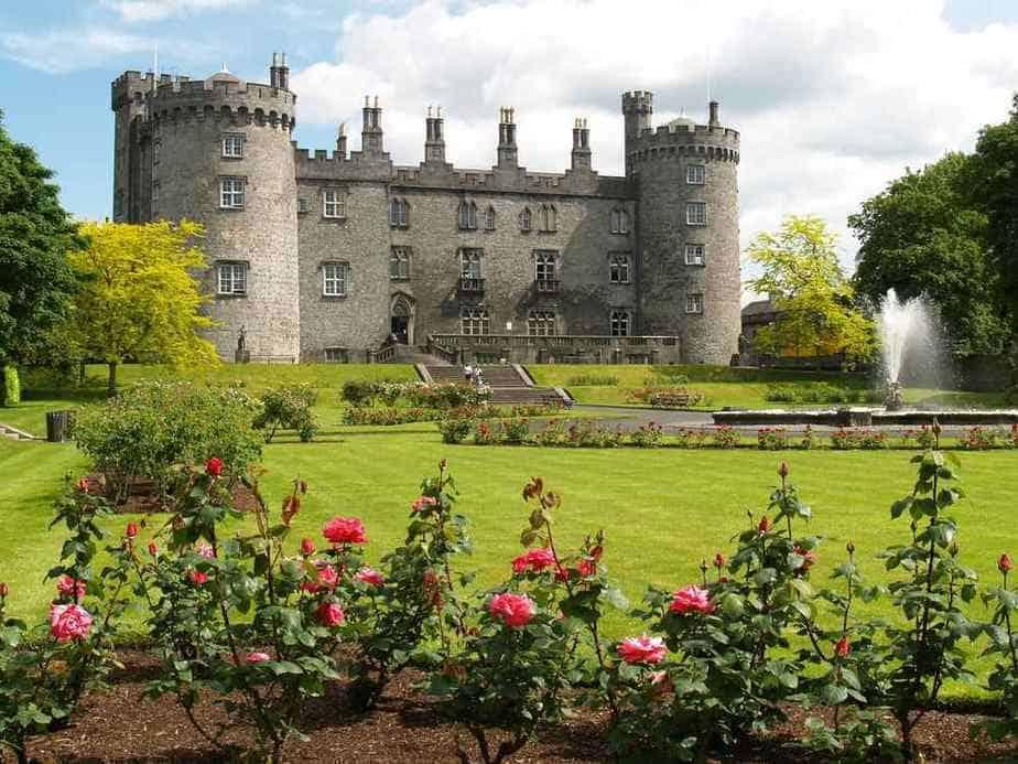 Kilkenny Castle Irland Sehenswürdigkeiten: Die 18 besten Attraktionen