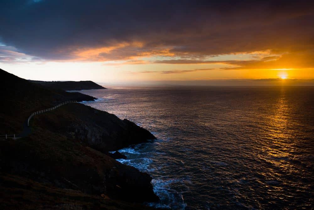 Langland Bay, Gower Die schönsten Strände Wales