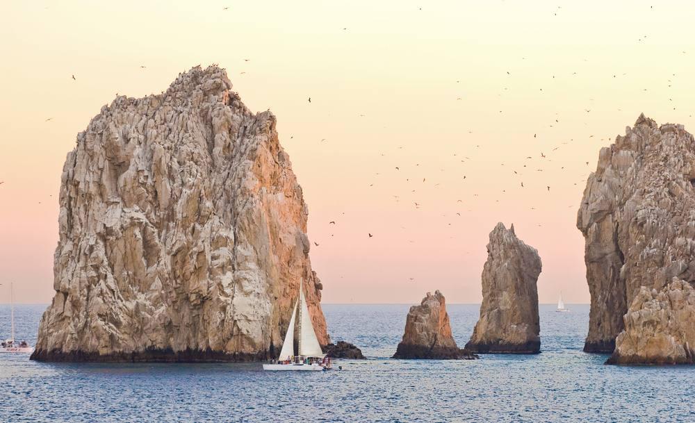 Los Cabos Die romantischsten Flitterwochen-Reiseziele in Mexiko