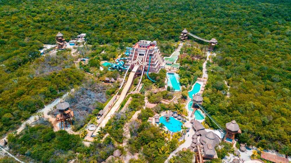 Mayá Park Die besten Themenparks in Mexiko