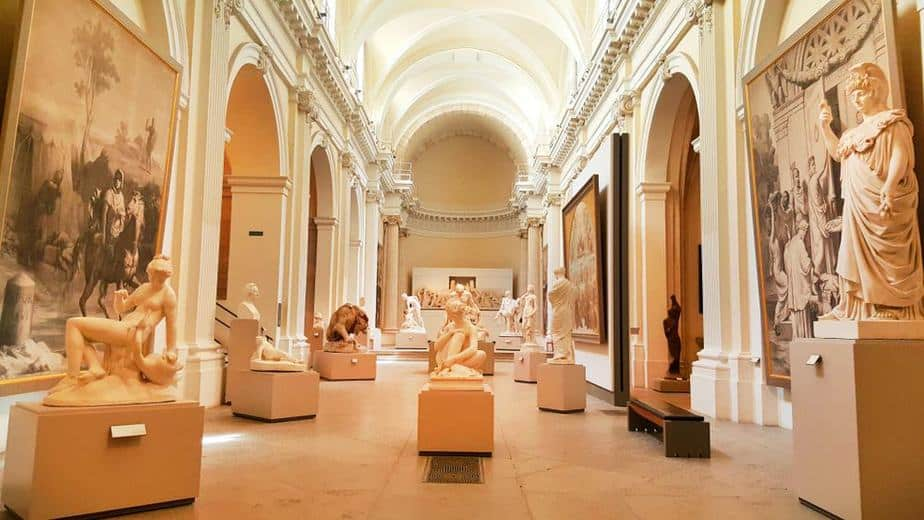 Musée des Beaux-Arts Die besten Museen in Lyon