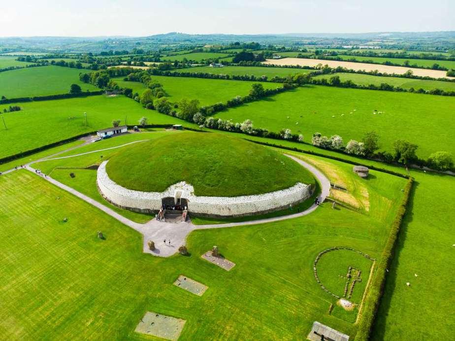 Newgrange, County Meath Irland Sehenswürdigkeiten: Die 18 besten Attraktionen