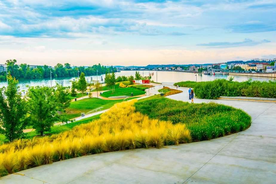 Die schönsten Parks in Lyon, die Sie besuchen sollten