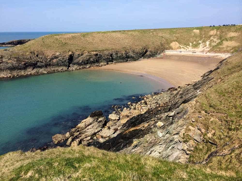 Porth Iago, Lleyn Peninsula Die schönsten Strände Wales