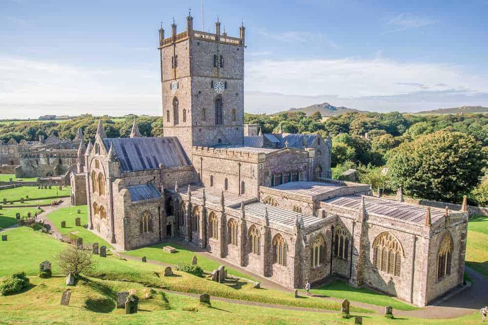 St Davids Die schönsten Orte in Wales