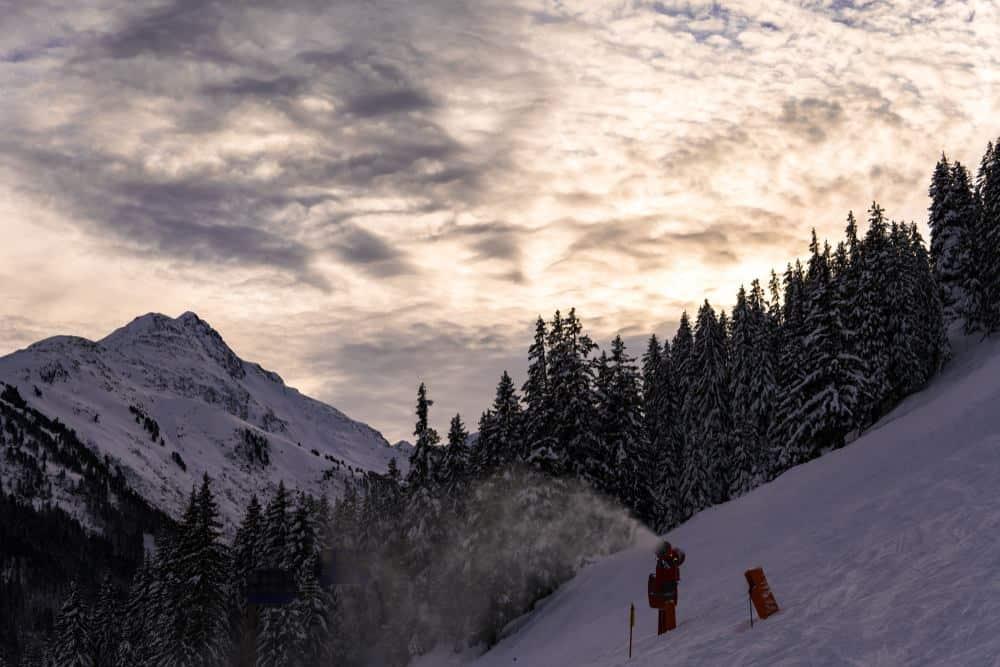 St. Anton am Arlberg, Österreich Silvester in den Bergen: Die besten Skigebiete Europas