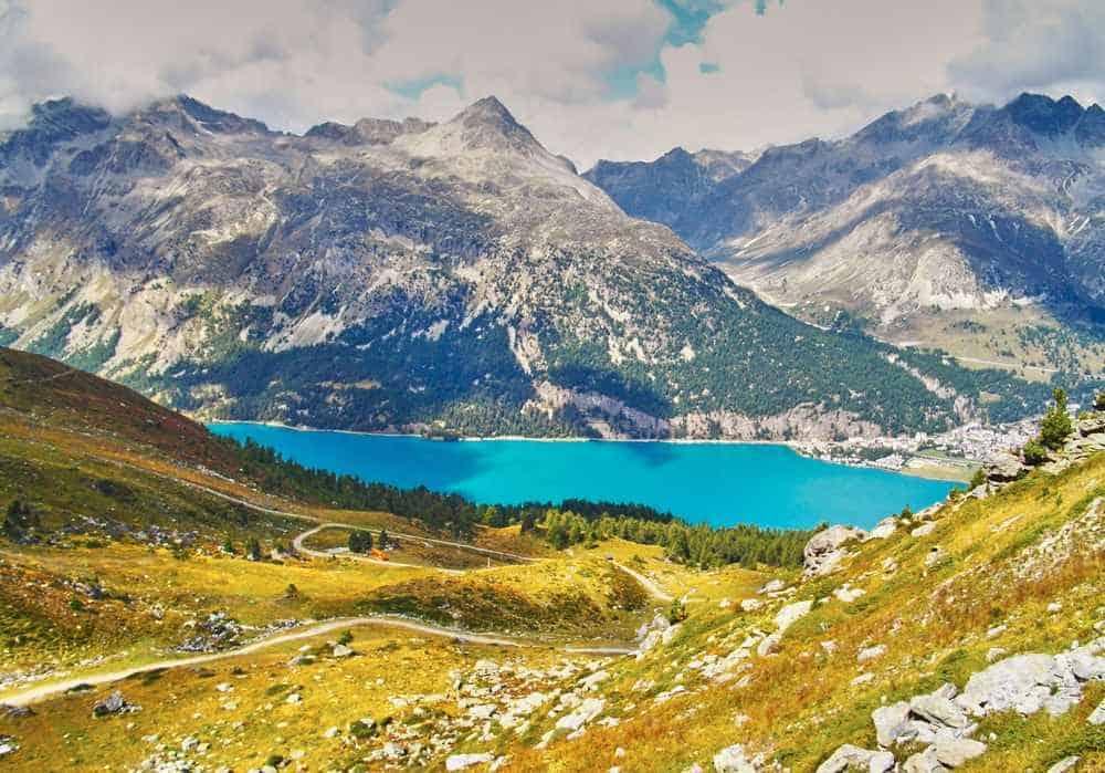 St. Moritz, Schweiz Silvester in den Bergen: Die besten Skigebiete Europas