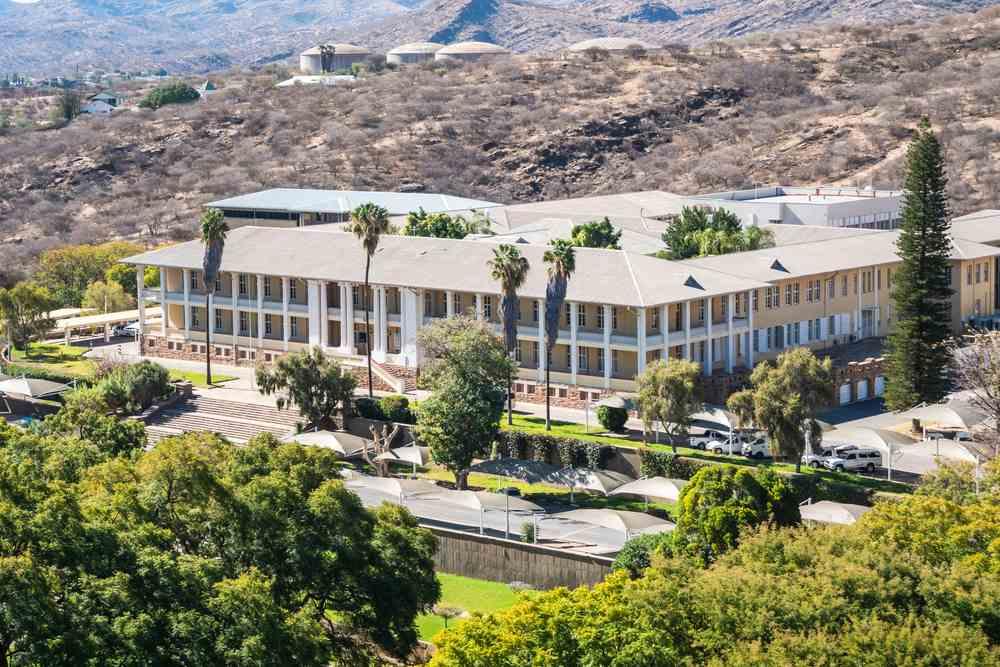 Tintenpalast Windhoek Sehenswürdigkeiten: Die 20 besten Attraktionen