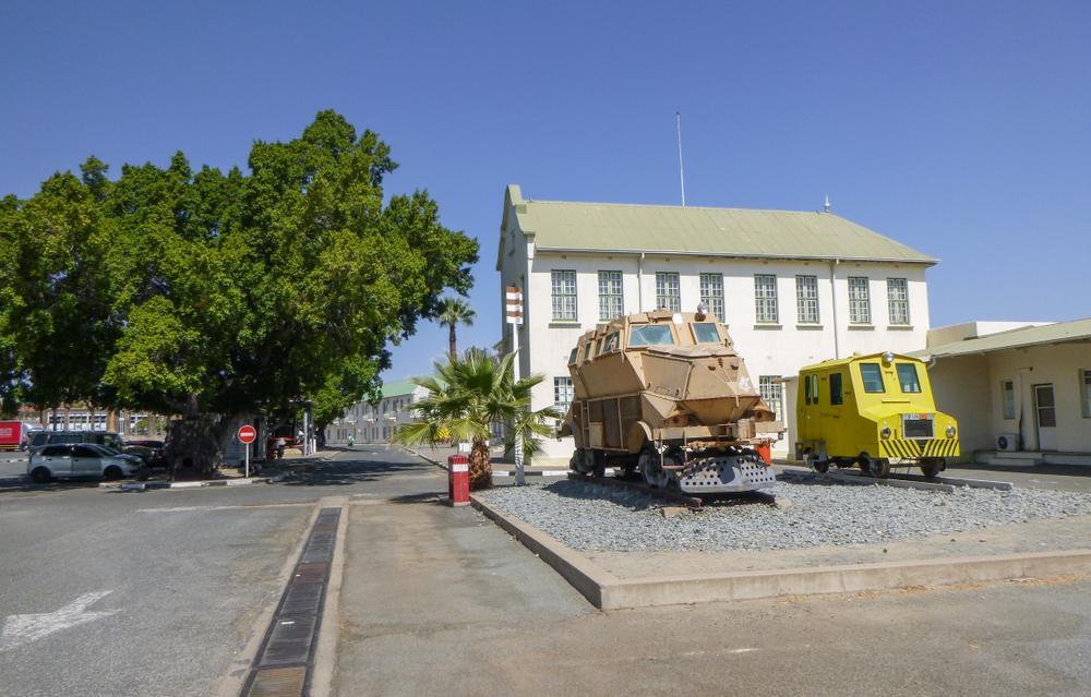 Trans-Namib-Eisenbahnmuseum Windhoek Sehenswürdigkeiten: Die 20 besten Attraktionen