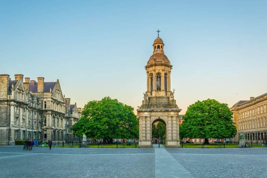 Trinity College Irland Sehenswürdigkeiten: Die 18 besten Attraktionen