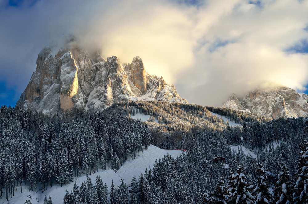 Val Gardena, Italien Silvester in den Bergen: Die besten Skigebiete Europas