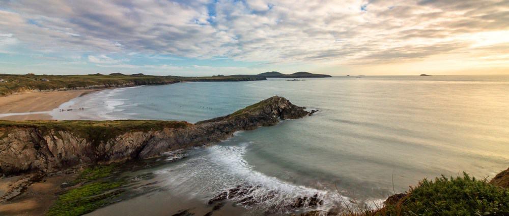 Whitesands Bay, Pembrokeshire Die schönsten Strände Wales
