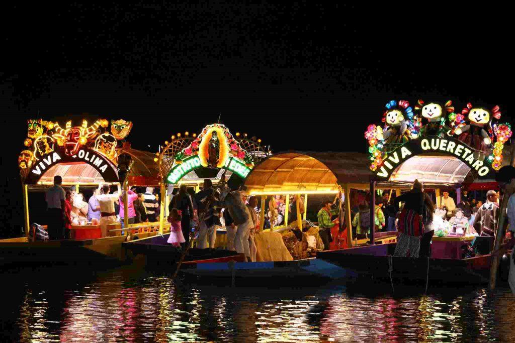 Xoximilco, Cancun Die besten Themenparks in Mexiko
