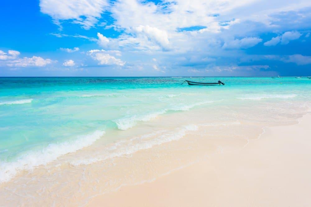 Xpu Ha Strand Die schönsten Strände Mexikos