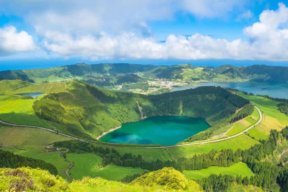Aussichtspunkt Boca do Inferno -  Sete Cidades Azoren Sehenswürdigkeiten - Die 22 besten Attraktionen