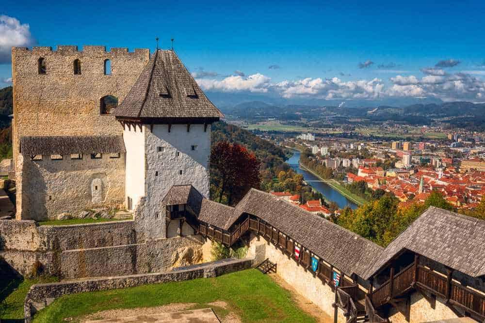 Burg Celje Slowenien Sehenswürdigkeiten: Die 20 besten Attraktionen