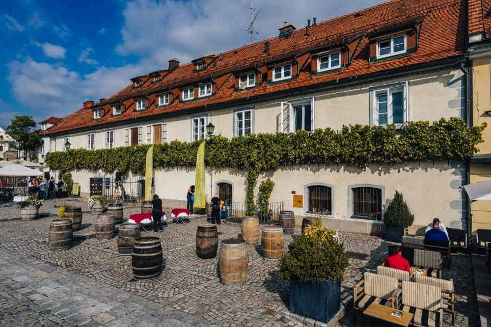Der älteste Weinstock der Welt Slowenien Sehenswürdigkeiten: Die 20 besten Attraktionen
