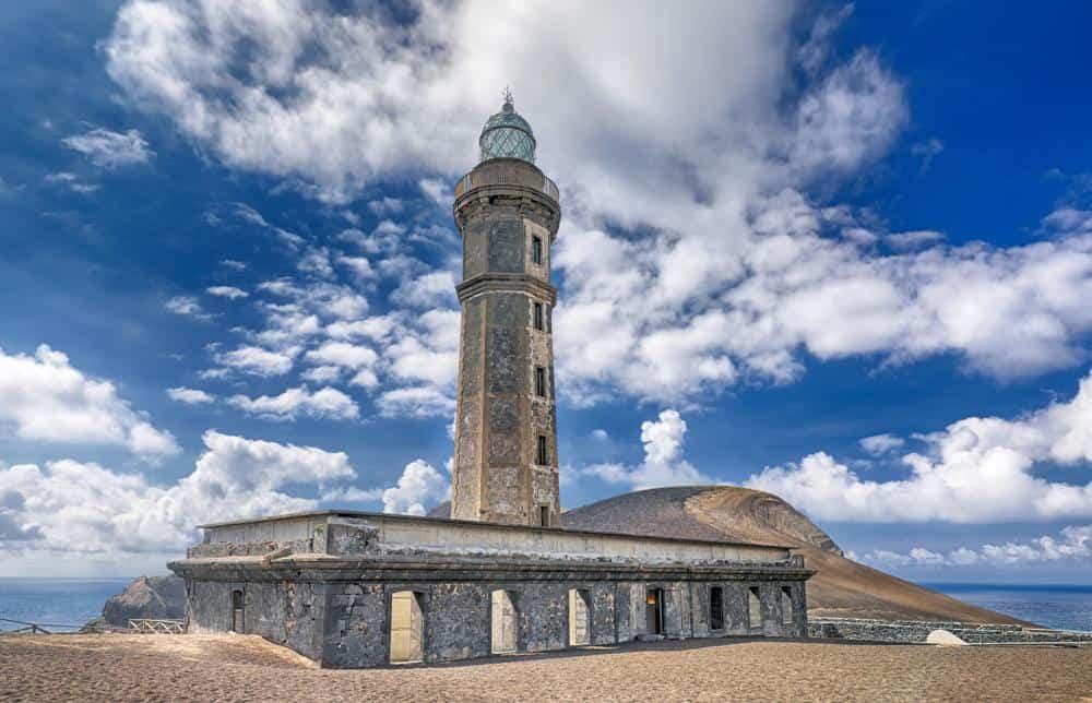 Der Leuchtturm von Capelinhos Azoren Sehenswürdigkeiten - Die 22 besten Attraktionen