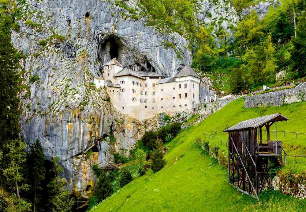 Höhlenburg Predjama Slowenien Sehenswürdigkeiten: Die 20 besten Attraktionen