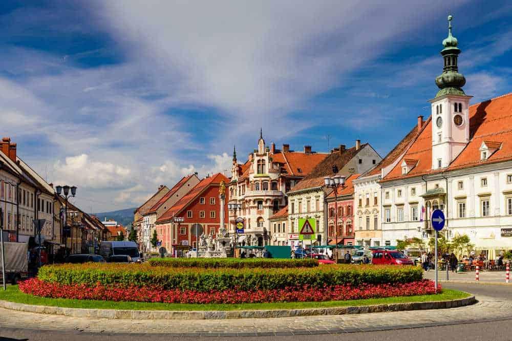 Maribor-Hauptplatz Slowenien Sehenswürdigkeiten: Die 20 besten Attraktionen