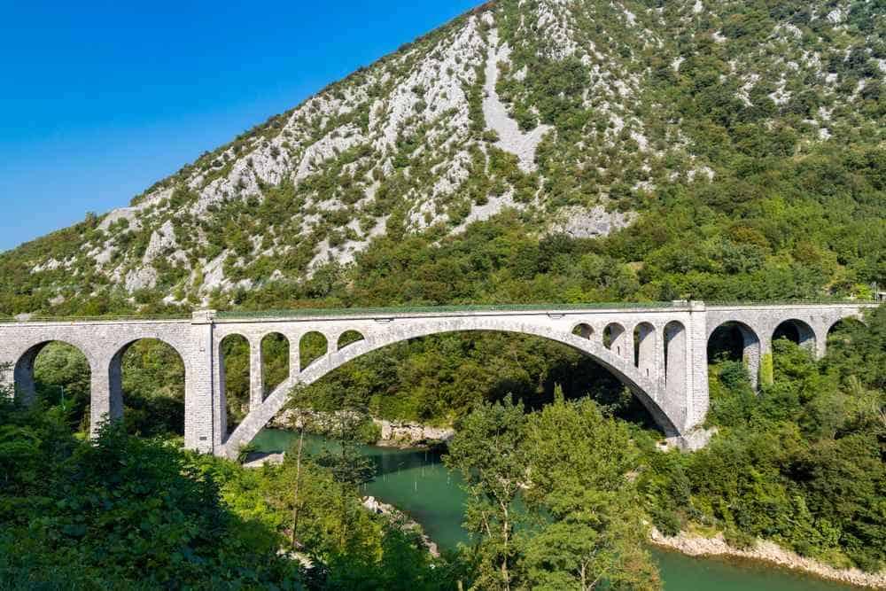Salcanobrücke Slowenien Sehenswürdigkeiten: Die 20 besten Attraktionen