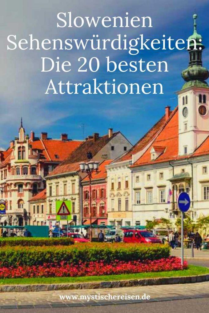 Slowenien Sehenswürdigkeiten Die 20 besten Attraktionen