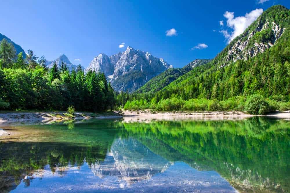 Triglav-Nationalpark Slowenien Sehenswürdigkeiten: Die 20 besten Attraktionen