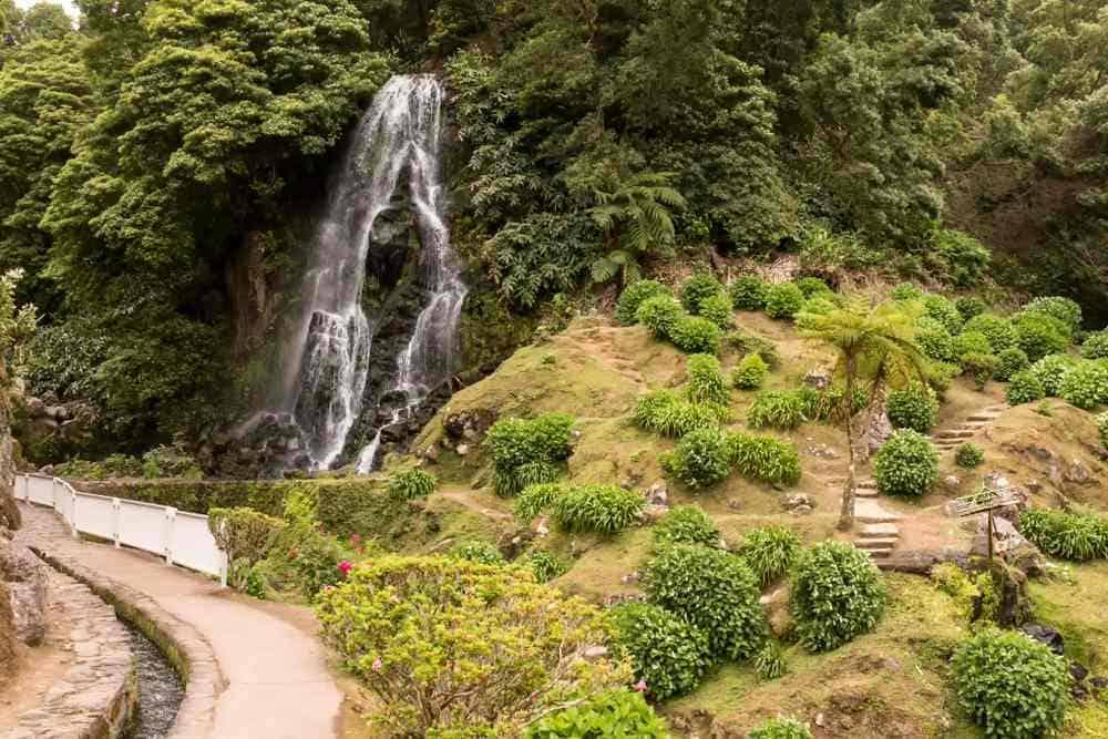 Wassermühlen auf  São Miguel Azoren Sehenswürdigkeiten - Die 22 besten Attraktionen