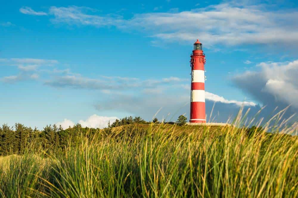 Amrumer Leuchtturm Amrum Sehenswürdigkeiten: Die 16 besten Attraktionen