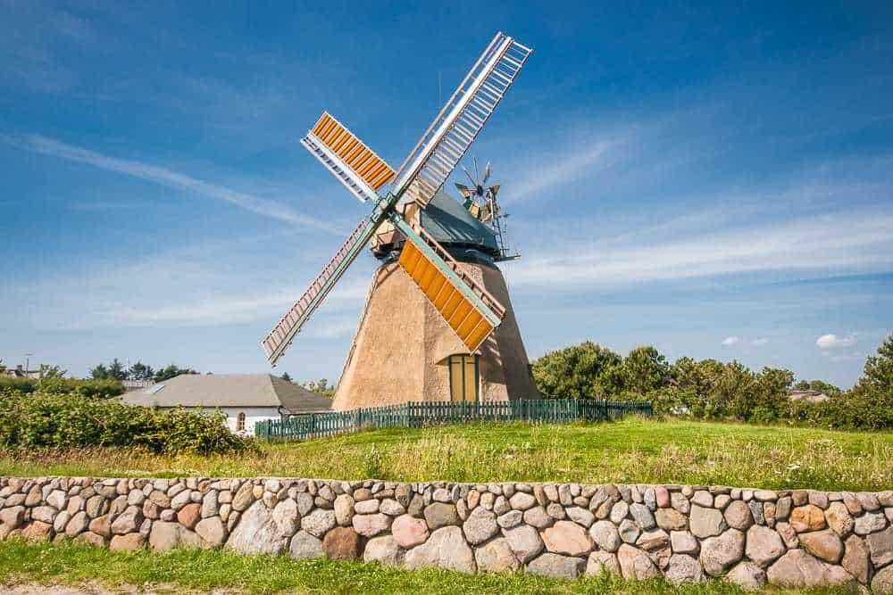Amrumer Windmühle Amrum Sehenswürdigkeiten: Die 16 besten Attraktionen