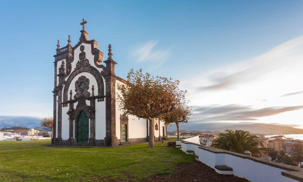 Kapelle Mão de Deus Azoren Sehenswürdigkeiten - Die 22 besten Attraktionen