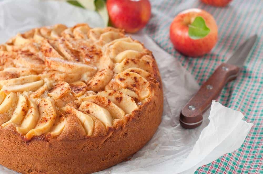 Æblekage Dänische Spezialitäten: 22 Typisch dänische Essen, Die Sie Probieren Sollten