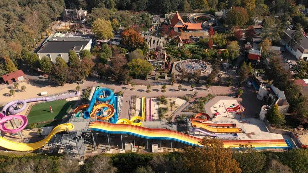 Abenteuerpark Hellendoom Freizeitparks Holland: 18 abenteuerliche Vergnügungsparks in den Niederlanden