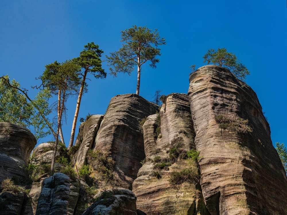 Adersbach-Weckelsdorfer Felsen Tschechien Sehenswürdigkeiten - Die 20 besten Attraktionen