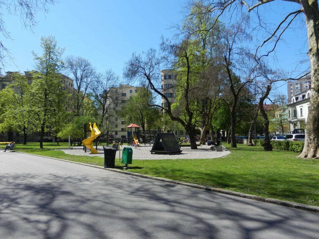 Argentina Park Die besten Parks in Ljubljana, Slowenien