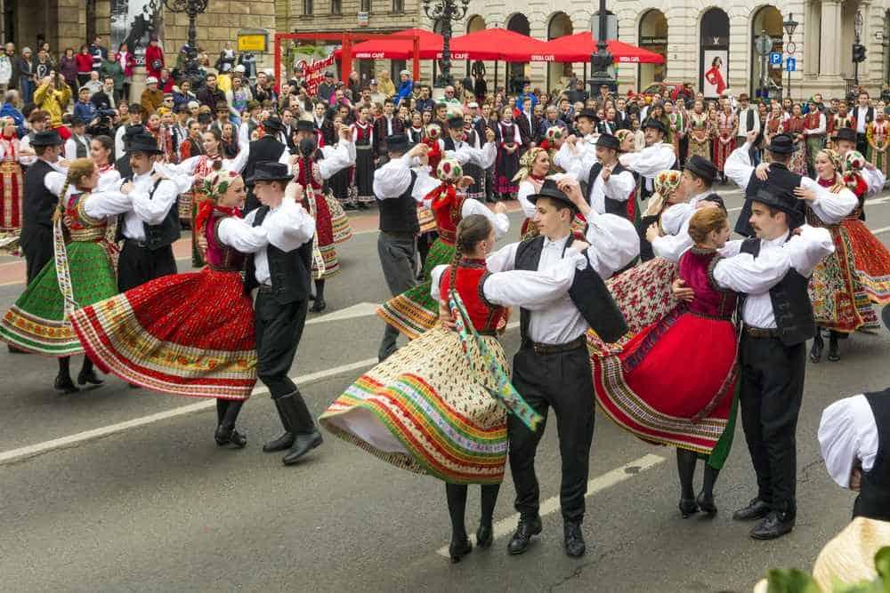 Budapest Festival der Volkskunst 8 Faszinierende Ungarische Volksfeste
