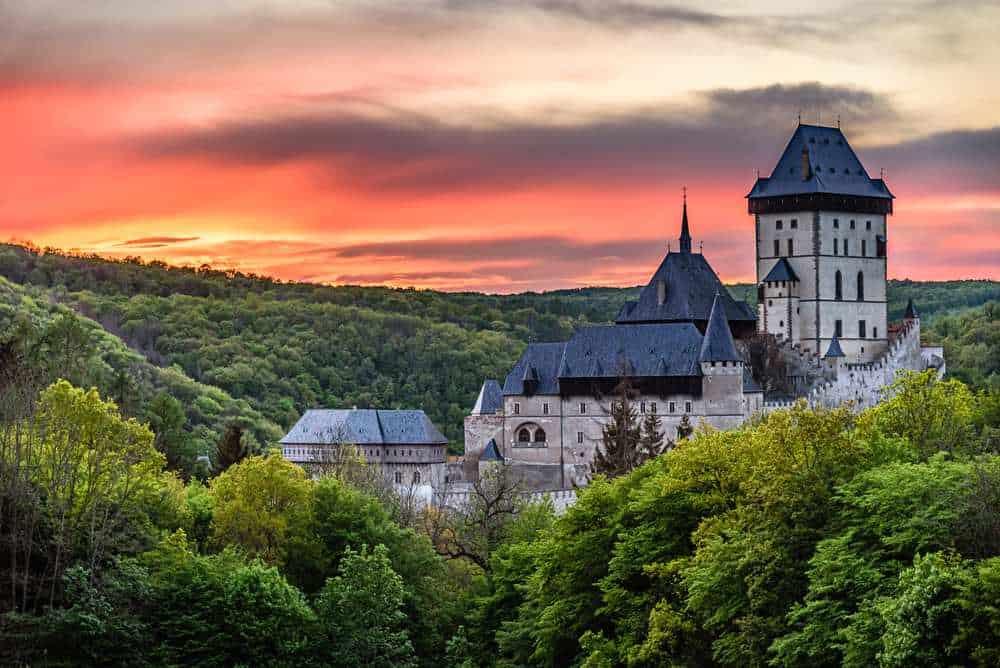 Burg Karlštejn Tschechien Sehenswürdigkeiten - Die 20 besten Attraktionen