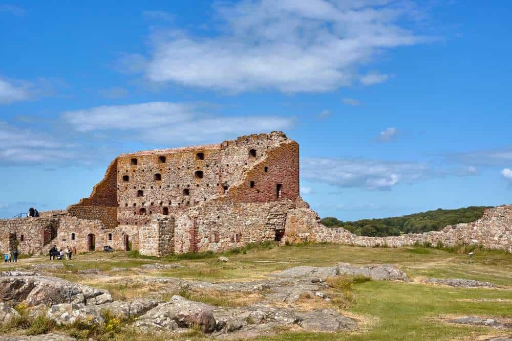Burgruine Hammershus Dänemark Sehenswürdigkeiten: Die 20 besten Attraktionen