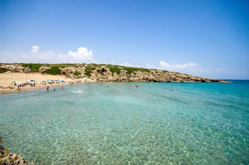 Calamosche Die schönsten Strände Siziliens