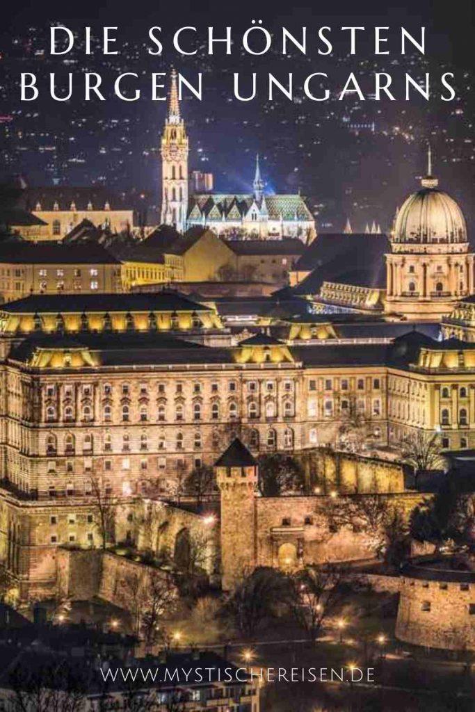 Die schönsten Burgen Ungarns
